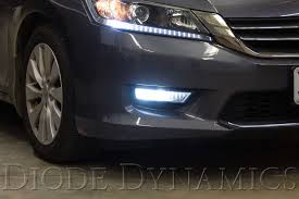 2015 Honda Accord Light Bulb Size Fog Light Leds For 2013 2015 Honda Accord Pair