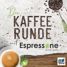 Die Kaffeerunde mit Espressone