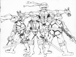 Small Picture Tmnt Coloring Page FITFRU Style Online TMNT Coloring Pages and