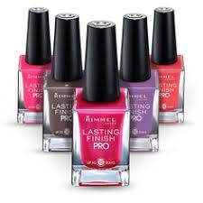 Image result for rimmel LASTING FINISH pro nail
