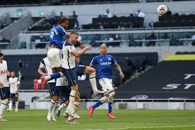 Tottenham 0-1 Everton LIVE! Latest score, goal updates, team news, TV and  Premier League match stream today - Football News 24