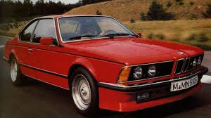 1985 BMW M635CSi - Drive Flashback to '85 BMW M 635 CSi
