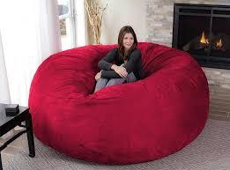 bean bags diy large bean bag chair chill bag giant bean chair 1 zoom in