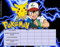 7 Best Photos Of Pokemon Printable Reward Charts Free