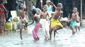 Image result for images of kids dancing in the rain