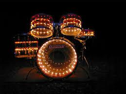 Light Up Drum Light Up Drums Instruments Ludwig Drums Drum Kits