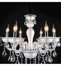 Silber Kristall Kronleuchter Kristall Barock Mit Kristall