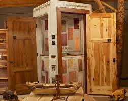 3 panel wood interior doors. Full Open Door Display 3 Panel Wood Interior Doors