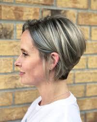 Hairstyle Latest Short Haircuts Girls Over Thin Hair Woman Haircut
