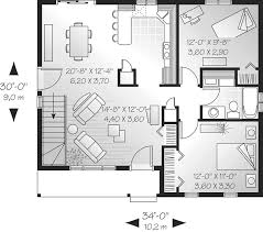 Amazing two bedroom house plans design inspiration to your house combined with best floor plan
