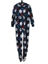 plus size footed pajamas j51 kids boys onepiece sleepsuit footed pajamas pyjamas size 4 5 6 7