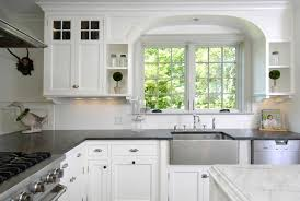 kitchen ideas white cabinets black countertop. Kitchen Ideas White Cabinets Black Countertop Photo - 1