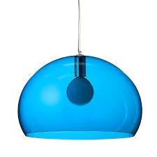 spectacular idea blue ceiling light simple ideas foto pendant lamp