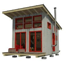 Small Picture Tiny House Plans with Loft