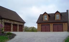 Overhead Door overhead door pittsburgh photos : Shown is a carriage house garage door by C.H.I. Overhead Doors ...