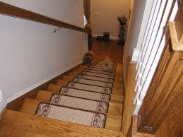 indoor carpet stair treads