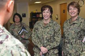 DVIDS - Images - Rear Adm. Mary Riggs [Image 2 of 2]