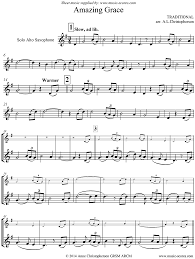 7 years old sheet music amazing grace alto sax 7 mins sheet music by traditional alto sax
