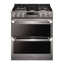 Smart Wifi Enabled Dual Fuel Double Oven