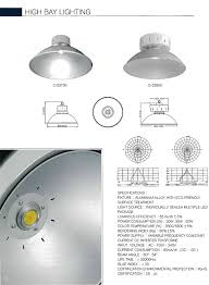 exterior led lighting specifications. high bay lighting specification exterior led specifications