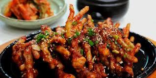 Jika anda pecinta pedas, tidak ada salahnya anda menambahkan sambal agar semakin nikmat. 4 Resep Ceker Pedas Kekinian Dari Ceker Mercon Sampai Maeun Dakbal Ala Korea Merdeka Com