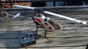 vintage kyosho concept 30 helicopters