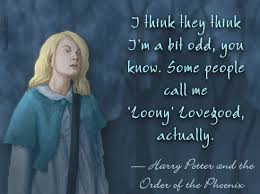 Famous Harry Potter Quotes New Famous Luna Lovegood Quotes From The Harry Potter Series