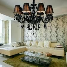 chandeliers black shade crystal chandelier black chandelier style lamp shade black shade chandelier uk popular
