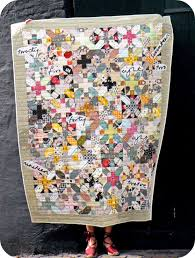 100 Days of Modern Quilting- Week of Inspiration- Featured Quilt 3 ... & Sometimes the inspiration for one quilt is another quilt! In this case one  quilt inspired many, many quilts. Leila from Where the Orchids Grow created  one ... Adamdwight.com