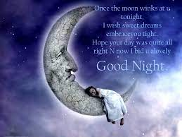 Sweet Dreams & Lovely Good Night ...