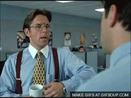 office space great. Office Space GIF Great