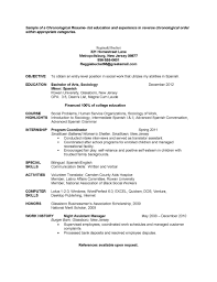Social Work Resume Skills Entry Level Chronological Sample Social Work Resume Examples With 34