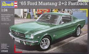 65 Ford Mustang 2+2 Fastback, Revell 07065 (2014)