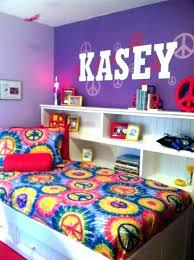 tie dye bedroom stylish peace sign bedroom decor special spaces peace sign tie  dye tween bedroom . tie dye bedroom ...