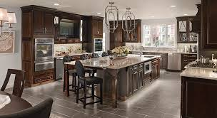 7 Creative Ways To Design Your Kitchen Layout For Entertaining - KraftMaid