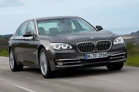 2013 BMW 7-Series Review - Top Speed
