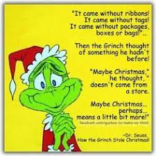 the grinch quotes heart. Modren Quotes Grinch Quote His Heart Grew Two Sizes That Night  Google Search In The Grinch Quotes Heart E