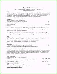 Paralegal Resume Paralegal Resumes That Stand Out Greatest Entry Level