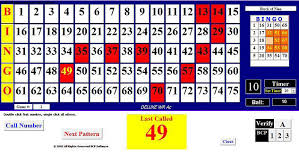 Bingo Ball Generator American Bingo Software Bingo Software Created In The Usa