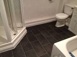 vinyl floor tiles bathroom home and design gallery