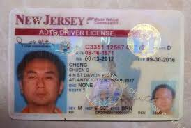 Buy New Fake Id Jersey Identification Scannable With Holograms
