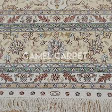 hand knotted pure silk carpet s0917b handmade oriental silk living spaces area rugs