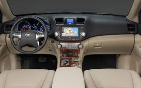 2015 Toyota Highlander Hybrid Front Interior - Review Car 2015 ...