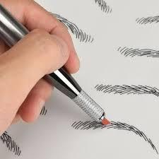 1pc Manual Microblading Pen Eyebrow Permanent Grain Eye Brow Tattoo