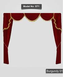 school stage curtains model st 1