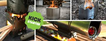 Check spelling or type a new query. 10 Unique Stoves That Funded On Kickstarter Garage Grown Gear