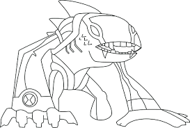 ben 10 coloring book pdf coloring book free coloring pages