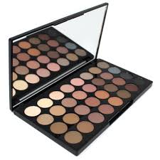 makeup revolution flawless matte ultra 32 colour eyeshadow palette