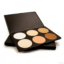6 contour highlight palette 1 powders default