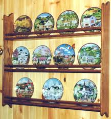 Download plate display shelf woodworking plans plans free. View Larger